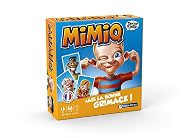 Drôles De Jeux - 410540 - Mimiq - Fais La Bonne Grimace