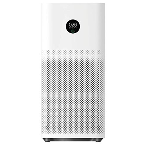Xiaomi Air Purifier 3H UE, Blanco, única, Versión Global