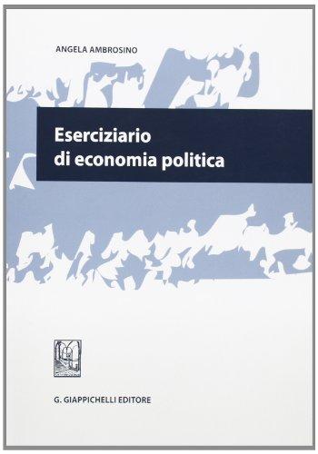 Eserciziario di economia politica