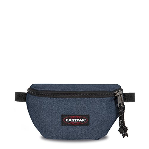 Eastpak Springer Gürteltasche, 23 cm, 2 L, Blau (Double Denim)