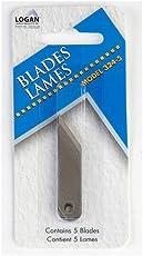 Logan 324 Mat Blade Pkg 5