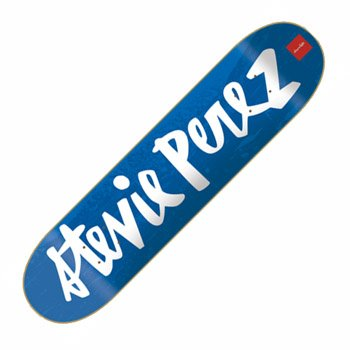 Chocolate Stevie Perez Chunk City 8.25inch Skateboard Deck
