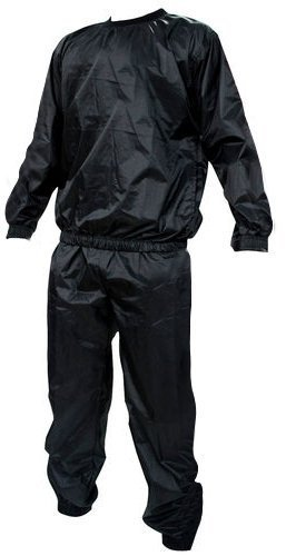 TNP Accessories Sauna Sweat Suit Slimming Weight Loss Boxing Fitness Exercise