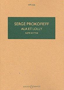 Preisvergleich Produktbild Scythian Suite: Ala et Lolly. op. 20. Orchester. Studienpartitur. (Hawkes Pocket Scores)