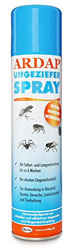 ARDAP Ungezieferspray 400 ml (Fliegen Spray)