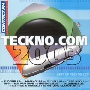 Teckno.com 2003 (2 CD ) - Digipack