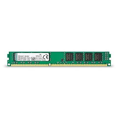 Kingston KVR16LN11/8 Arbeitsspeicher 8GB (DDR3L Non-ECC CL11 DIMM 1.35V, 240-pin)
