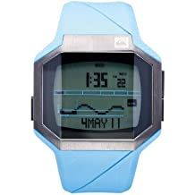 Quiksilver M128TRBLW - Reloj digital para hombre