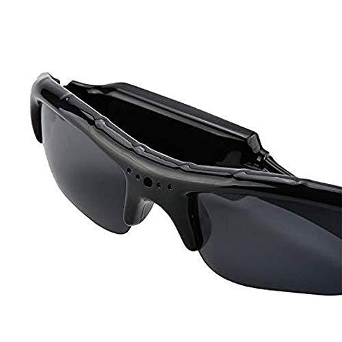 YDXYZ Polarisierte Brille Sonnenbrille, intelligente Brille HD 1080P Bluetooth-Kamera-Brille Bluetooth-Sonnenbrille mit Musikkopfhörern