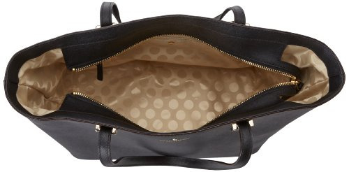 Kate spade new york Street Harmony-Borsa piccola in legno di cedro Black