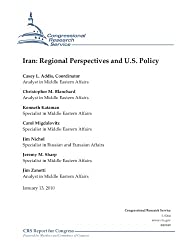 Iran: Regional Perspectives and U.S. Policy (English Edition)
