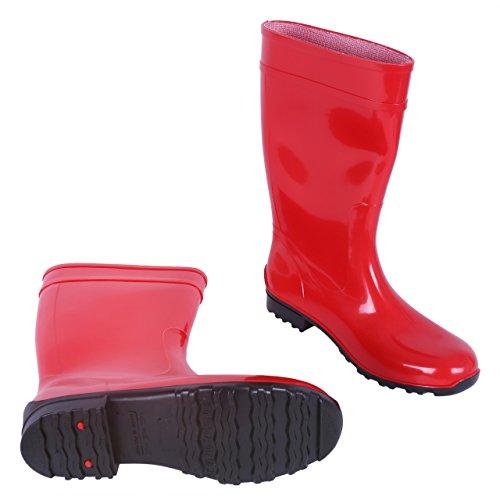 MSSugar Stivali da Pioggia da Pioggia Antiscivolo da