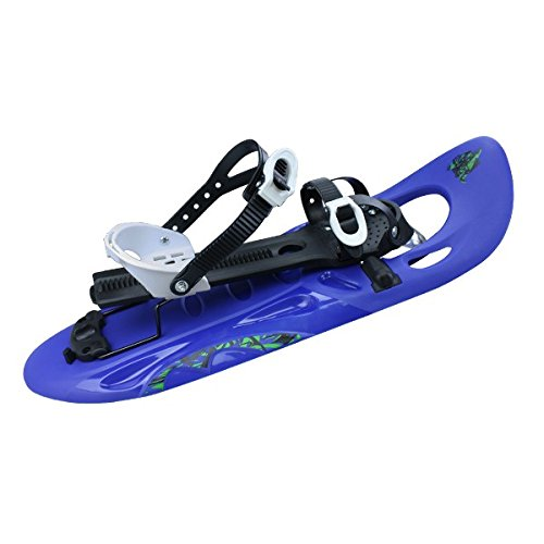Snowshoes SNOW SPIRIT by BB Sport, Colour:frozen blue