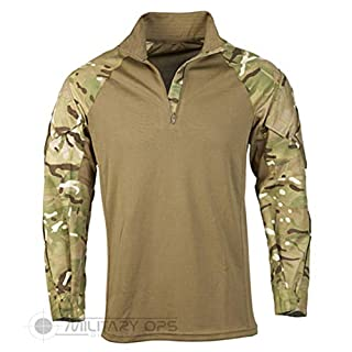 Alpha Tactical British Army Style MTP Ubac (X-Small)