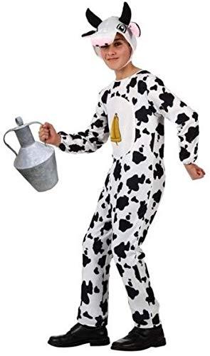 Fancy Me Mädchen Jungen Bauernhof Krippe Tier Kuh Karneval Kostüm Outfit 3-12 - Jungen Krippe Kostüm