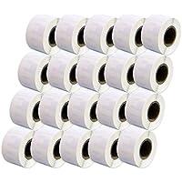 color blanco 102 mm x 152 mm, 10 rollos, 200 etiquetas por rollo Cinta para impresoras de etiquetas Brother Prestige Cartridge DK-11241