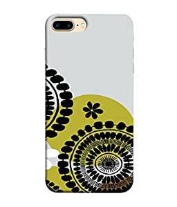 Fuson Designer Back Case Cover for Apple iPhone 7 Plus (Girl Friend Sister Mother Wife Lifepartner Father Temple Religious)