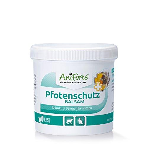 AniForte® Pfotenschutz Balsam 120 ml – Besonderer Schutz & Pflege für Pfoten - Pflegemittel für Hunde und Katzen (Hund Balsam Pfote)