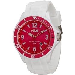 Fila Men's Quartz Watch FA-1023-49 with Plastic Strap