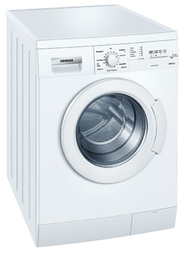 SIEMENS WM12E164 - LAVADORA (A +  0 95 KWH  2300 W  600 MM  590 MM  848 MM) COLOR BLANCO