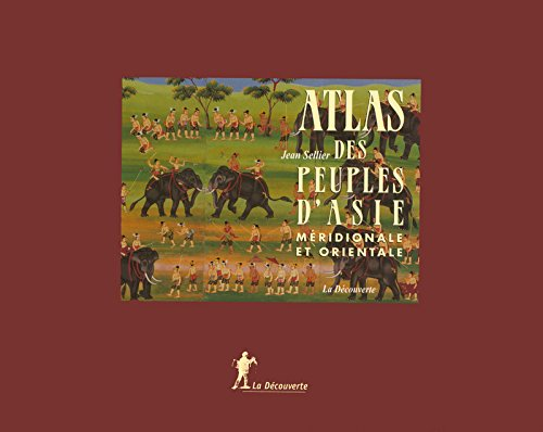 Coffret Atlas des peuples d'Orient