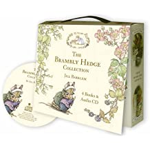 The Brambly Hedge Collection (Brambly Hedge Books & Audio CD)