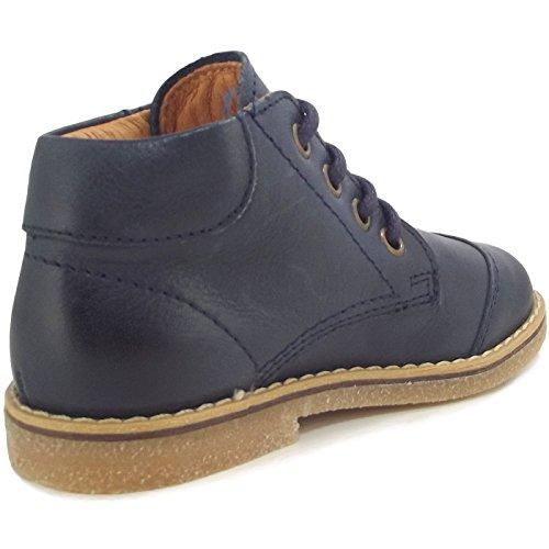 Froddo G2130103, Chaussure de ville petit enfant bleu foncé (dark blue)