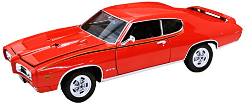 welly-22501or-vehicule-miniature-modele-a-lechelle-pontiac-gto-1969-echelle-1-24