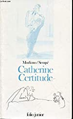 Catherine Certitude de Patrick Modiano