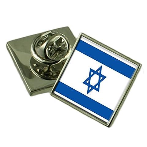 Israel Flagge Anstecknadel Abzeichen 18mm Wählen Sie Geschenk Tasche