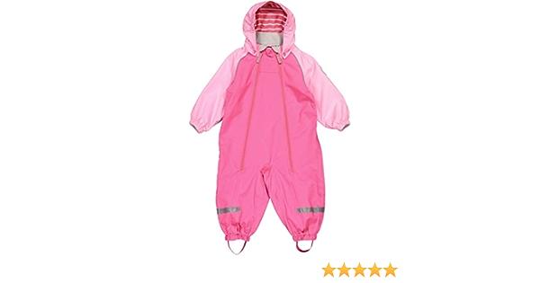 6MOS-2YRS Polarn O Pyret Fleece Lined Shell RAIN Suit