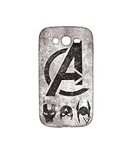 Vogueshell Avengers Printed Symmetry PRO Series Hard Back Case for Samsung Galaxy Grand