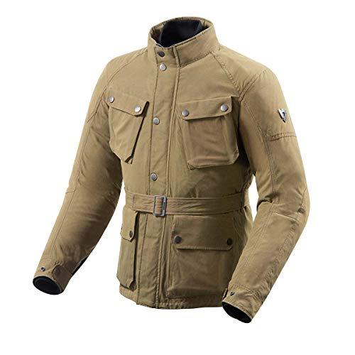 Revit Living Stone Textil Chaqueta Moto Chaqueta Hombre hydratex | Lite