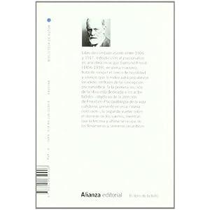 Introducción al psicoanálisis (El Libro De Bolsillo - Bibliotecas De Autor - B