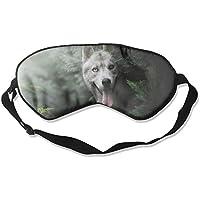 Sleep Eye Mask Dog Forest Green Lightweight Soft Blindfold Adjustable Head Strap Eyeshade Travel Eyepatch E8 preisvergleich bei billige-tabletten.eu