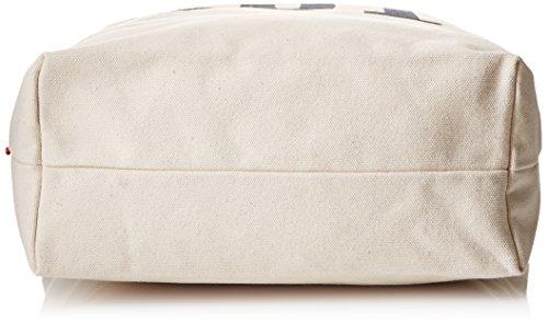 Levi's 224635 6, Borsa Bianco Sporco (Ecru)