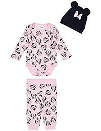 Amazon.fr   Bonnet Minnie Disney - Bébé   Vêtements 2bcb72a6298