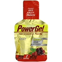 Powerbar PowerGel Red Fruit Punch, 3er Pack (3 x 41 g)