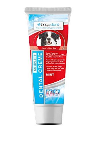 Bogadent UBO0700 Dental Creme Mint Hund, 100 g