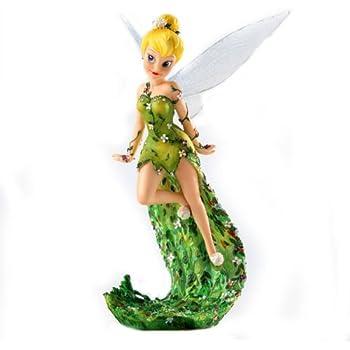 Disney showcase tinkerbell figurine amazon kitchen home disney showcase tinkerbell figurine voltagebd Choice Image