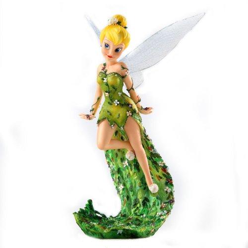 Enesco Disney Showcase Figurina de hada Trilli, Resina, 12.7 x 8.6 x 1