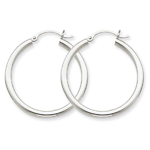 10k-oro-bianco-25-millimetri-rotonda-orecchini-ad-anello-da-ukgems-10k-white-gold-25mm-round-hoop-ea