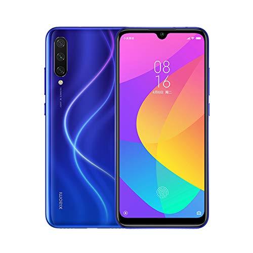 Xiaomi MI A3 4 GB + 64 GB Teléfono móvil Snapdragon 665 Núcleo Octa 4030 mAh + 32 MP Pantalla de la cámara AMOLED (Versión Global) Azul