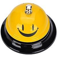 Souarts Tischglocke Anruf Bell für Restaurant Küche Hotel Haustier (6cmx8.5cm)