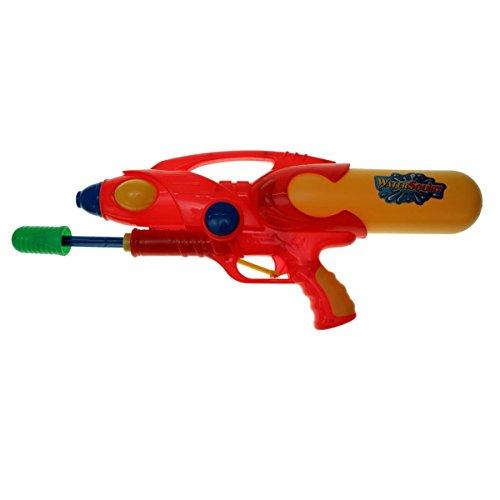 Krüger & Gregoriades 540501 - Wasserpistole Mega Pump Gewehr, 45 cm