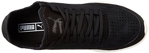 Puma Ignite Sock Men Running Shoes Fitness Jogging 360570 04 black Black