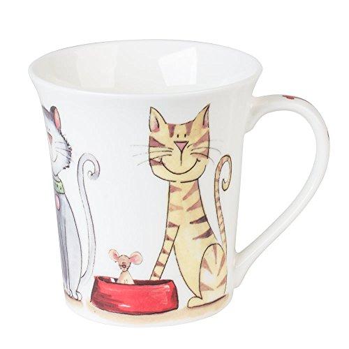 Mug 35 cl chats