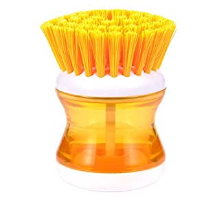 GlobalGifts Kitchen and Washbasin Cleaner / Cleaning Brush