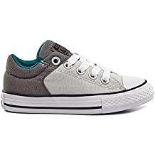 Converse Chuck Taylor All Star High Street Junior Thunder Textile Trainers