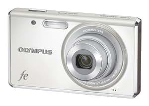 Olympus FE-4040 Appareil photo numérique 14 Mpix Blanc